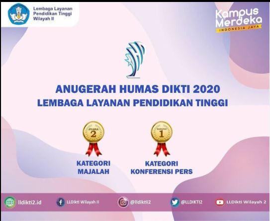 Anugerah Dikti Tahun 2020