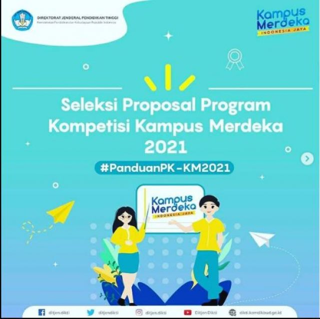 Seleksi Program Kompetisi Kampus Merdeka