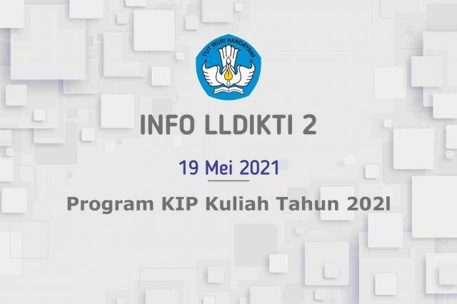 Program KIP Kuliah Tahun 202l