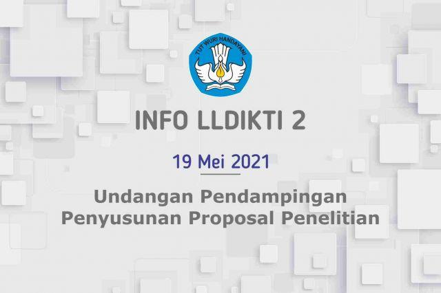Undangan Pendampingan Penyusunan Proposal Penelitian di Aula STIKES Sapta Bhakti Bengkulu